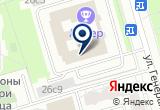 «ЮНИФЛОР» на Яндекс карте