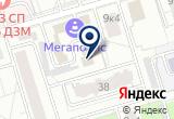 «СКАТ, магазин электротехнической продукции» на Яндекс карте Москвы