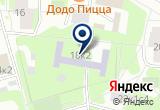 «Детский сад №1011» на Яндекс карте Москвы