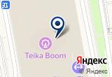 «Соки, фреш-бар» на Яндекс карте Москвы