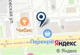 «Семеновское ООО» на Яндекс карте Москвы