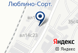 «Ритм-Рус, автоцентр» на Яндекс карте Москвы