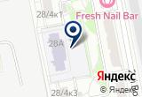 «ЛАНИТ-Норд, ООО» на Яндекс карте Москвы