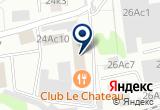 «Сатурн мкр» на Яндекс карте Москвы