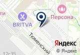 «№ 28 автокомбинат» на Яндекс карте Москвы