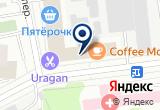 «Унипос-востокъ ООО» на Яндекс карте Москвы