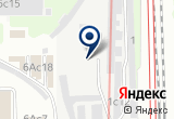 «Климатавто» на Яндекс карте Москвы