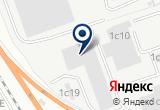«Технический центр АВТОПРОФИ, ООО» на Яндекс карте Москвы