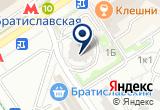 «Цифровое фото, магазин фотоуслуг» на Яндекс карте Москвы