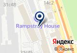 «31, торгово-офисный центр» на Яндекс карте Москвы
