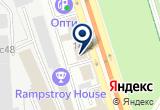 «Паркетфлор, ОП» на Яндекс карте