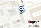 «Мсц сенсор» на Яндекс карте Москвы