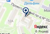«Улыбочка, праздничное агентство - Другое месторасположение» на Яндекс карте Москвы