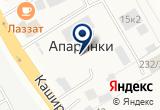 «Покраскаавто.ком» на Яндекс карте