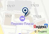 «Evron.ru, интернет-магазин» на Яндекс карте Москвы