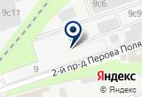 «ТехПромЛига, ООО» на Яндекс карте Москвы