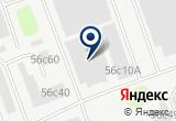 «Юнисел Ко, оптовая компания» на Яндекс карте Москвы