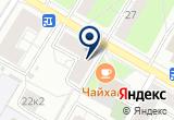 «Сатурн электроникс, ООО» на Яндекс карте Москвы