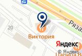 «Антигравитон» на Яндекс карте Москвы