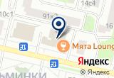 «№ 40 филиал мока» на Яндекс карте Москвы