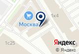«Диана-домстрой торговая компания, ООО» на Яндекс карте Москвы