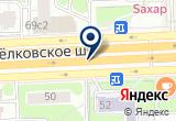 «Азалия, гостиничный комплекс - Балашиха» на Яндекс карте Москвы