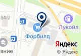 «Техрубеж, ООО» на Яндекс карте Москвы