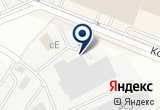 «Технодог» на Яндекс карте