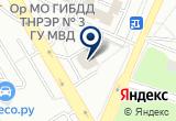 «АвтоСпаСтудия, автосервис» на Яндекс карте Москвы