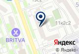 «Фотоателье, ИП Орлов А.В.» на Яндекс карте Москвы