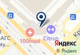 «Декорос» на Яндекс карте