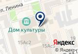 «Чиполлино» на Яндекс карте