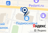«Предприниматель Ладыгин В.П.» на Yandex карте