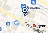 «ЮКАНС» на Яндекс карте