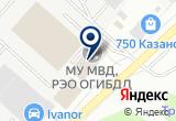 «РАМЕНСКОЕ ГРУЗОВОЕ ПРЕДПРИЯТИЕ» на Яндекс карте