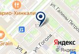 «Гавань» на Яндекс карте