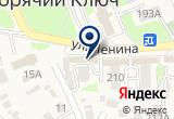 «Инкреза» на Яндекс карте