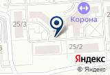 «Контроль, ООО, частная охранная организация» на Яндекс карте