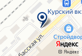 «Багаж, мини-отель» на Яндекс карте