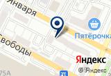 «ФениксXXI, частное охранное предприятие» на Яндекс карте