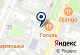 «Tez Tour, представительство в г. Воронеже» на Яндекс карте