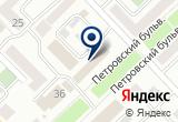 «Почтамт Азов» на Yandex карте
