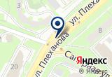 «Шинсервис - Липецк» на Яндекс карте
