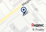 «Автосервис на Магистральной» на Яндекс карте