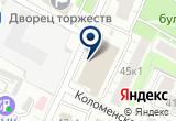 «Ореол, ООО, торговый комплекс» на Яндекс карте