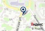 «Киноварь, арт-школа» на Яндекс карте