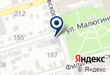 «Детская художественная школа им. Чиненовых» на Яндекс карте