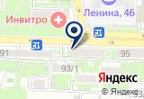 «Прованс, свадебный салон» на Яндекс карте