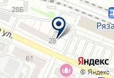 «Московско-Рязанский регион Московской железной дороги» на Яндекс карте