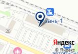 «Рязань-1, железнодорожный вокзал» на Яндекс карте